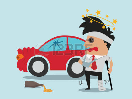 Car Accidents Clipart.