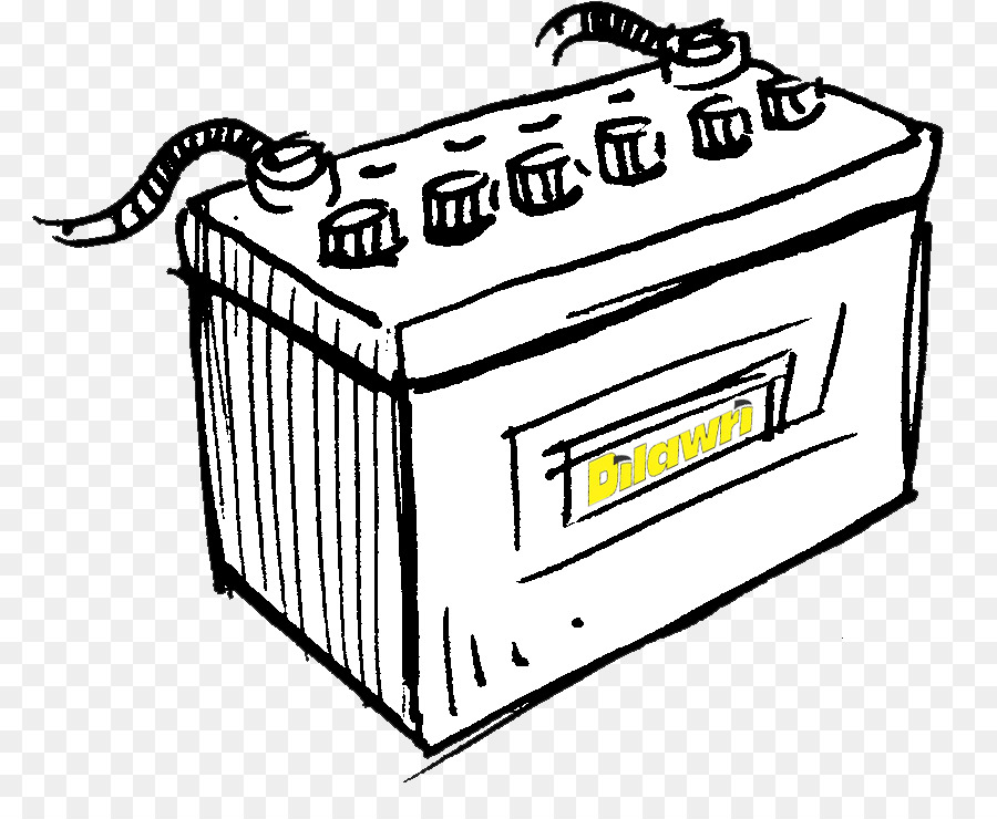 Battery Cartoon clipart.