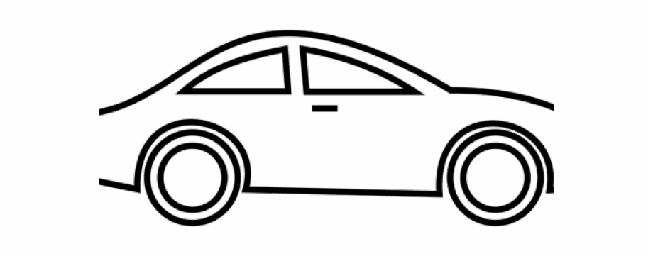 Drawing Clipart Car.