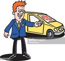 Car Dealer stock vectors.
