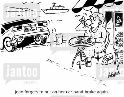 brake cartoons.