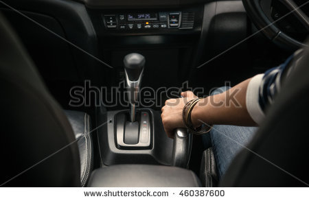 Car Handbrake Stock Photos, Royalty.