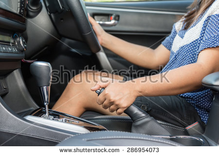 Car Hand Brake Stock Photos, Royalty.