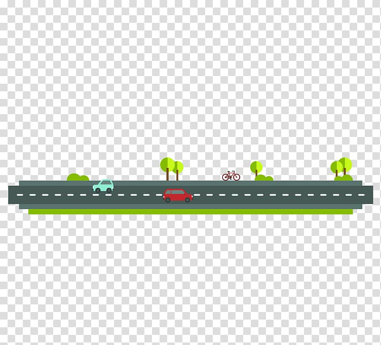 Icon, Car road transparent background PNG clipart.