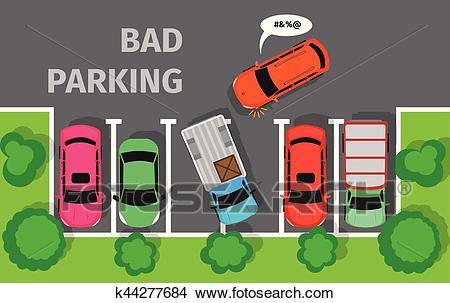 Parked Car Clipart & Free Clip Art Images #22510.