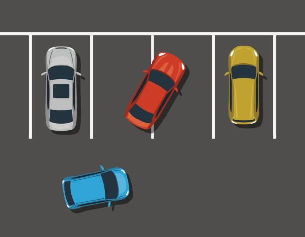 Best Bad Parking Illustrations, Royalty.