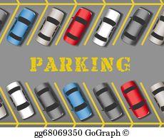 Parking Lot Clip Art.