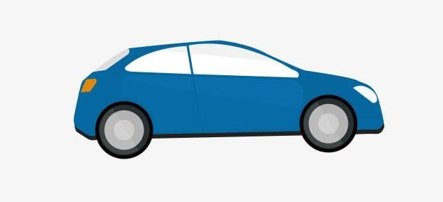 Blue Flat Car PNG, Clipart, Blue, Blue Clipart, Car, Car.