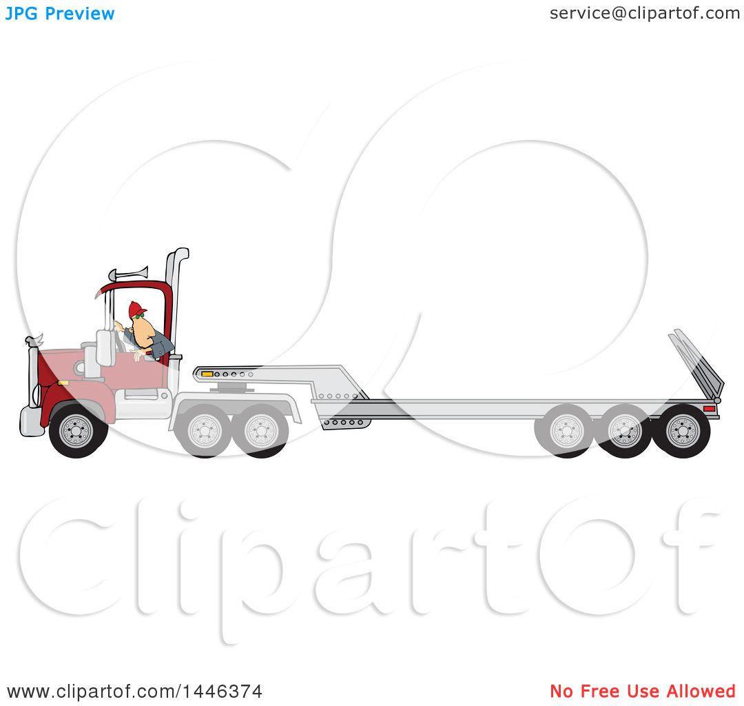 Showing post & media for Flatbed cart cartoon.