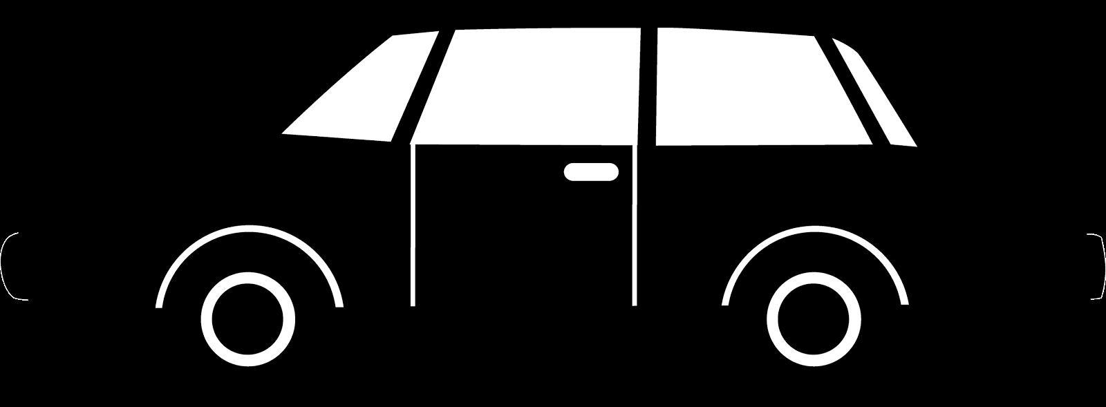 Car Silhouette.