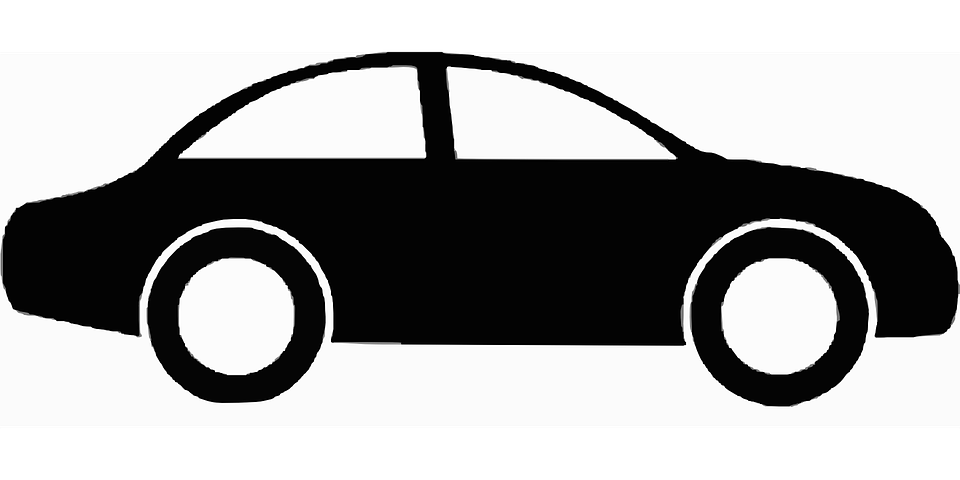 Free vector graphic: Car, Silhouette, Vehicle, Auto.