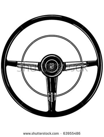Car Steering Wheel Stock Images, Royalty.