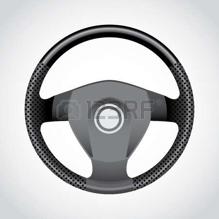 4,284 Car Steering Wheel Cliparts, Stock Vector And Royalty Free.