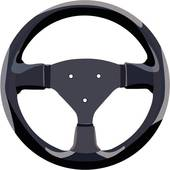 Steering wheel Clip Art Illustrations. 6,497 steering wheel.