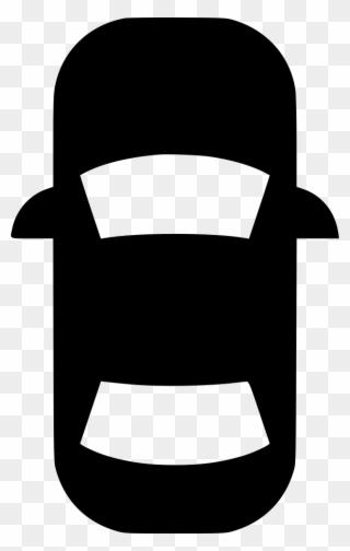 Car Top View Clipart, Transparent Car Top View Clip Art Png Download.