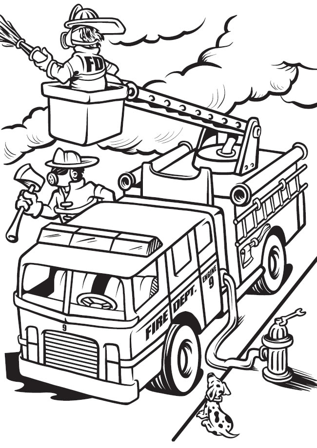 Things That Go Coloring Book: Cars, Trucks, Planes, Trains and.