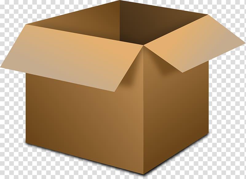 Cardboard box graphic illustration, Cardboard box Corrugated.