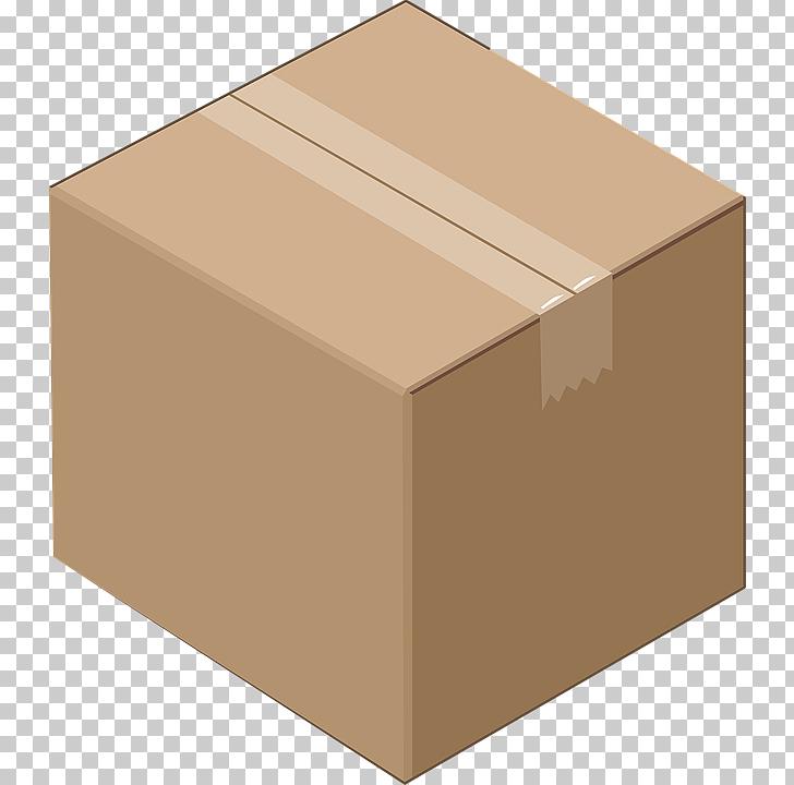 Cardboard box Paper , Box PNG clipart.