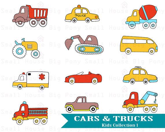 Cars & Trucks Clip art Clipart Kids Clip art Boy's.