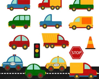 Free Cars Trucks Clipart#2073349.