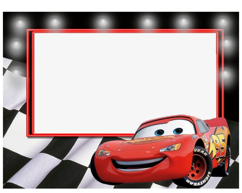 Lightning Mcqueen 95 Cars Background Disney Clipart Car Free Png.