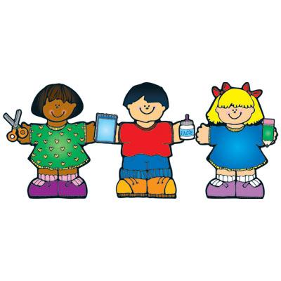 D.J. Kids Bulletin Board Set [ DJ610043 ].