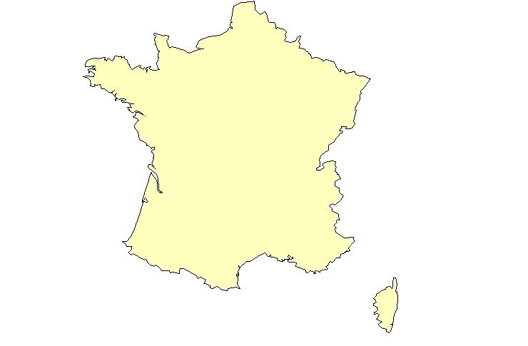 Cartes de France.
