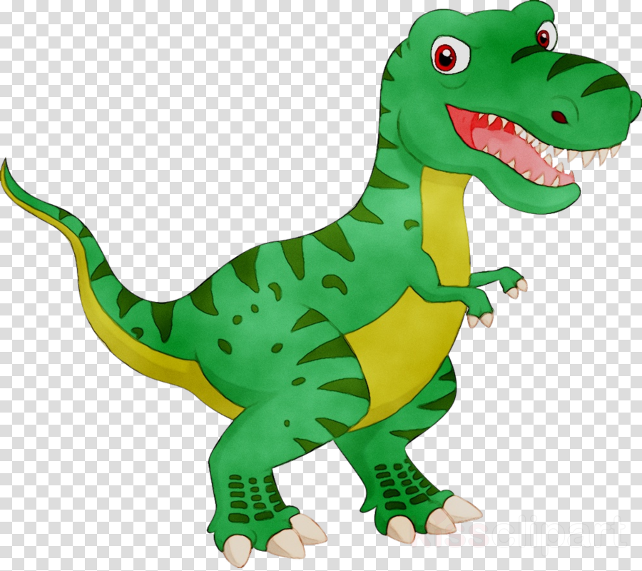 Dinosaur Cartoon clipart.
