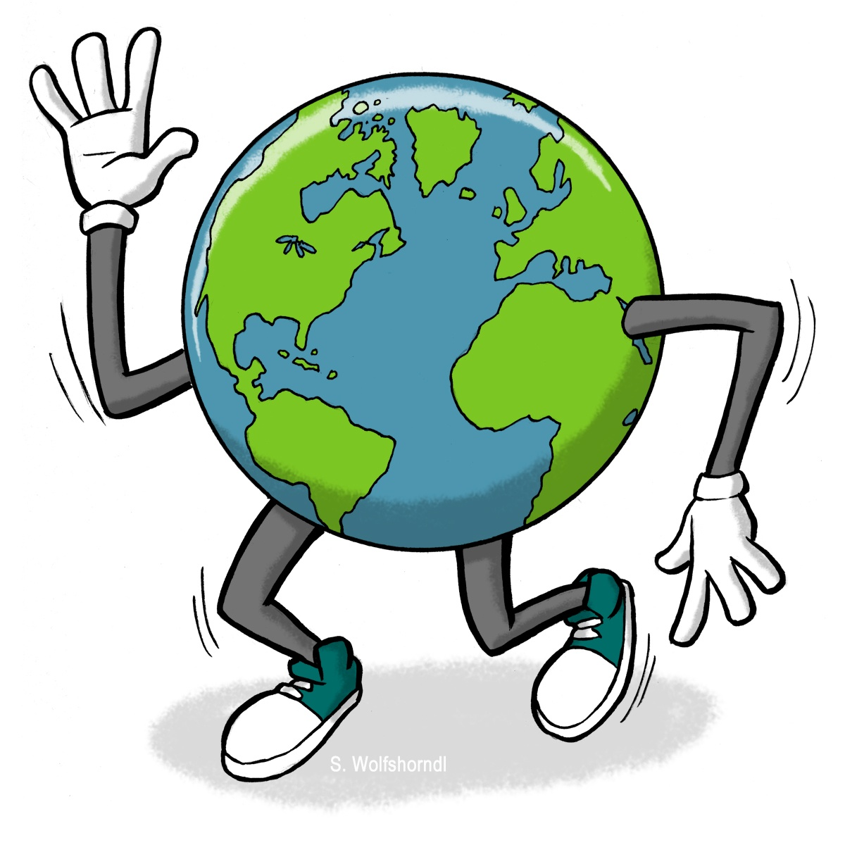 Showing post & media for Cartoon earth day clip art.