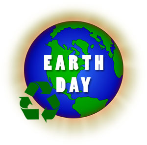 Clipart Cartoon Earth Day.