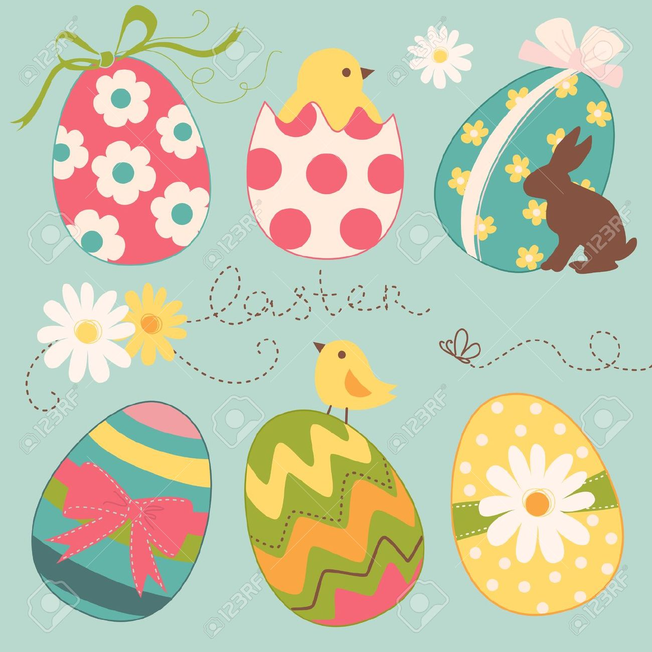 6,214 Easter Sunday Stock Vector Illustration And Royalty Free.