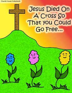 Church House Collection Blog: Easter Eggs Holding Bibles Clipart.