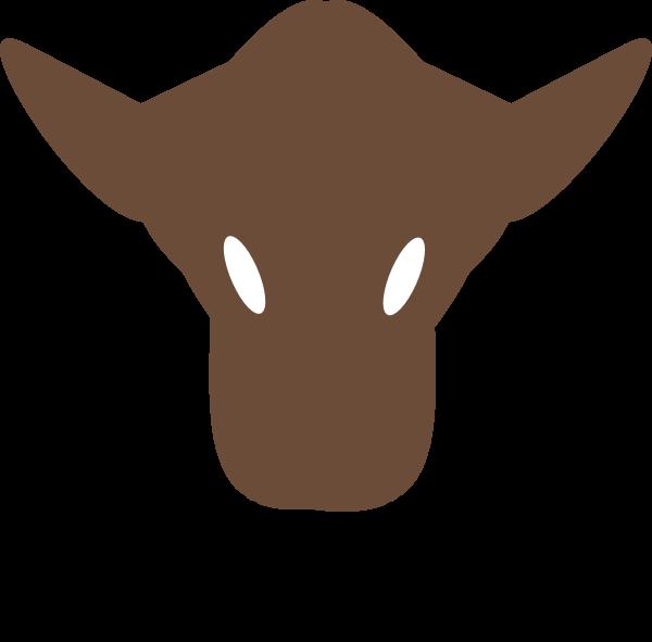 Bull Head Clip Art at Clker.com.