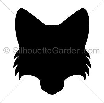 17 Best ideas about Fox Silhouette on Pinterest.