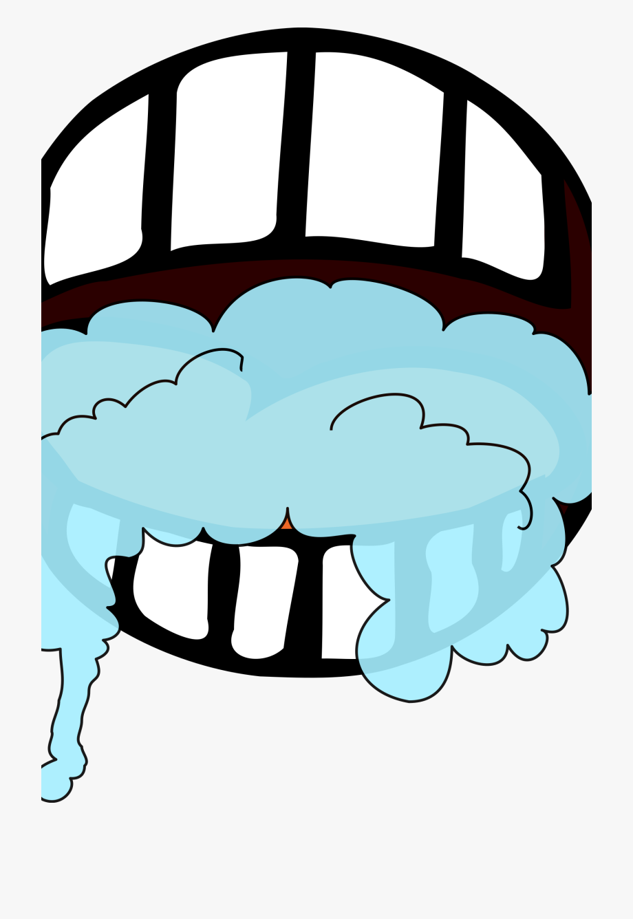Mouth Clipart Easy.