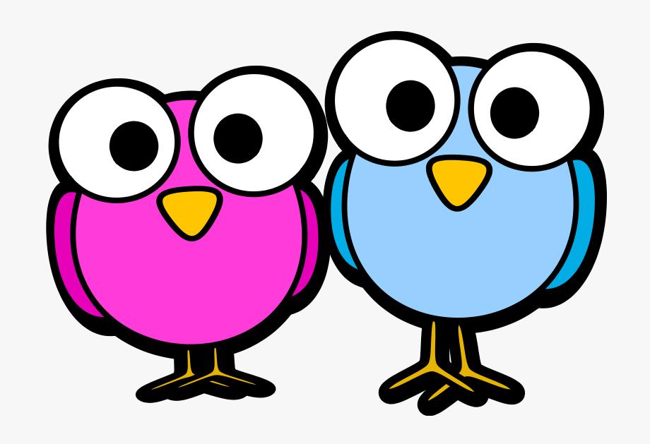 Animated Birds Clipart.
