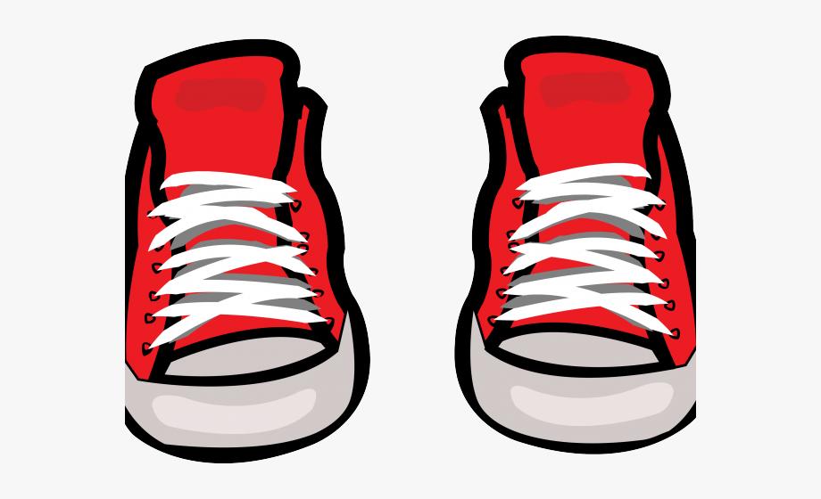 Gym Shoes Clipart Canvas Shoe.