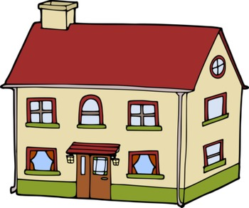 My house looks like.. House Types Clipart with Free Preview.