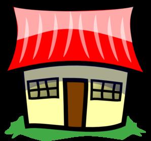 Casa Clip Art at Clker.com.