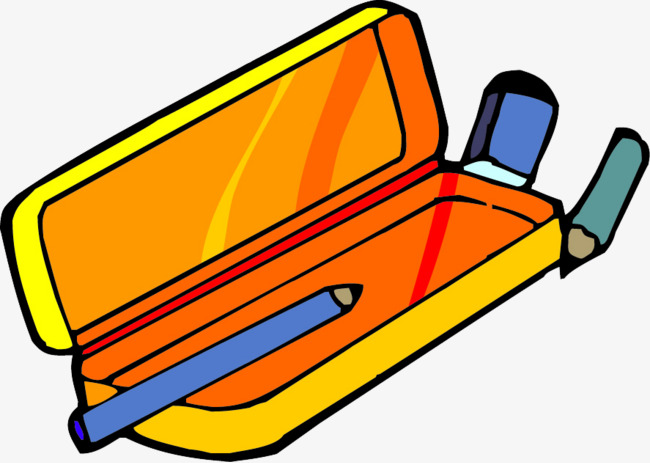 Pencil case clipart 1 » Clipart Station.