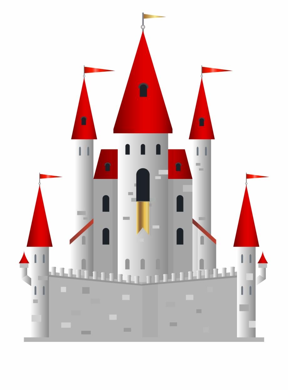 Fairytale Castle Png Clip Art Image Free PNG Images & Clipart.