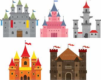 Castle clipart.