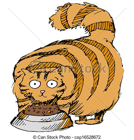 Cat eating Illustrations and Stock Art. 2,075 Cat eating.