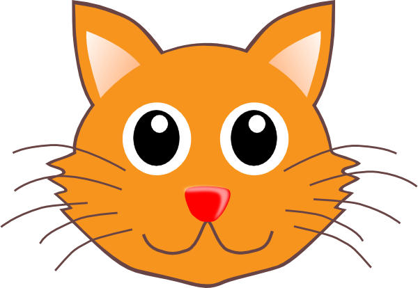 Cat Clipart Head.