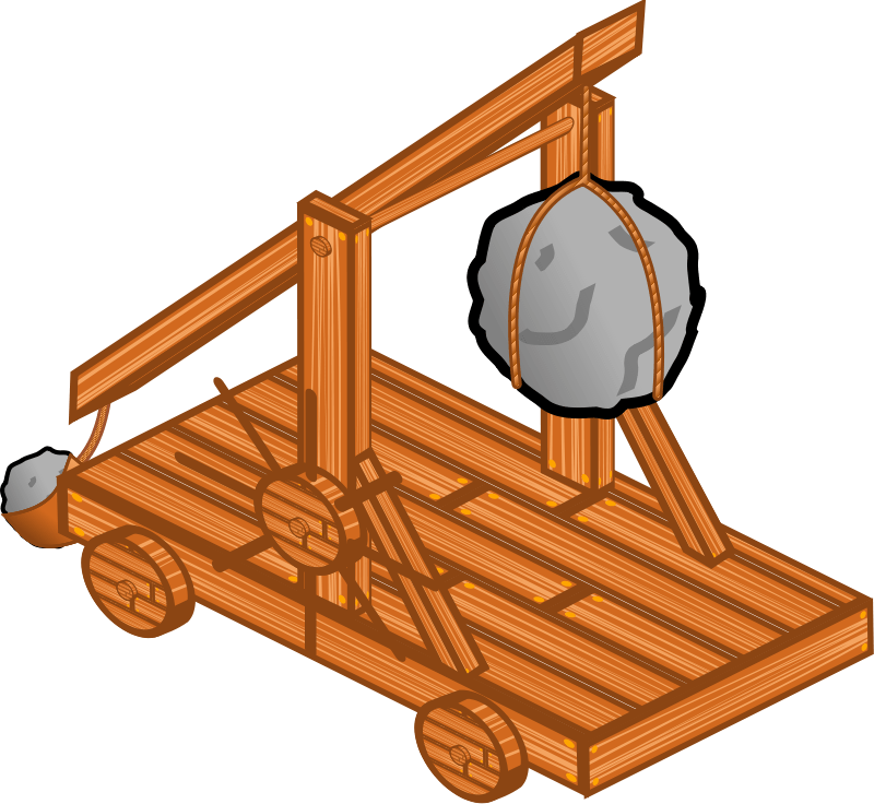 Catapult Cliparts.