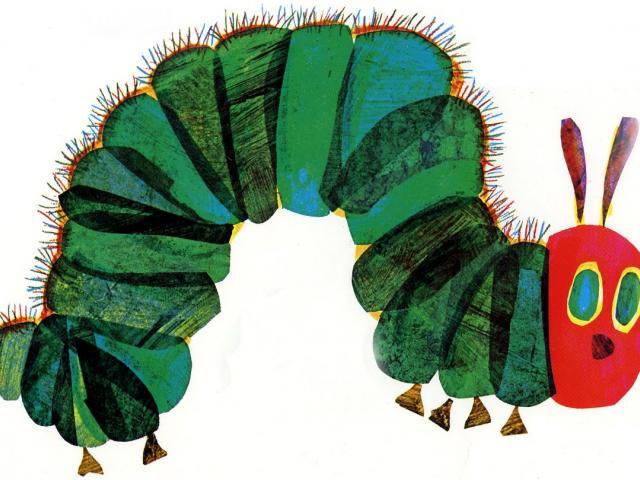 31+ Caterpillar Clipart.