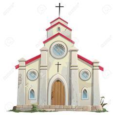 Download High Quality church clip art catholic Transparent.
