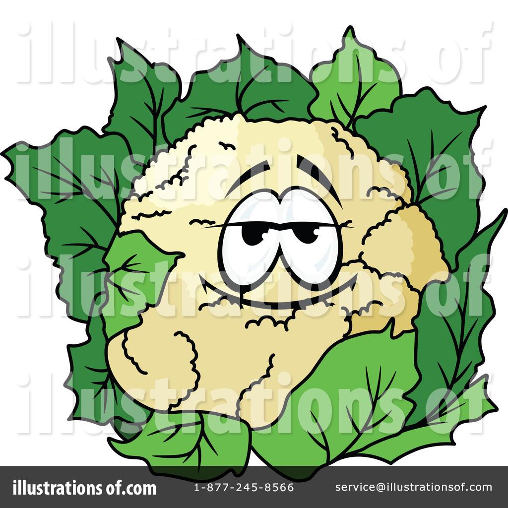 Cauliflower Clipart #1291595.