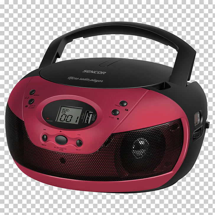 Radio CD player Compact disc CD.