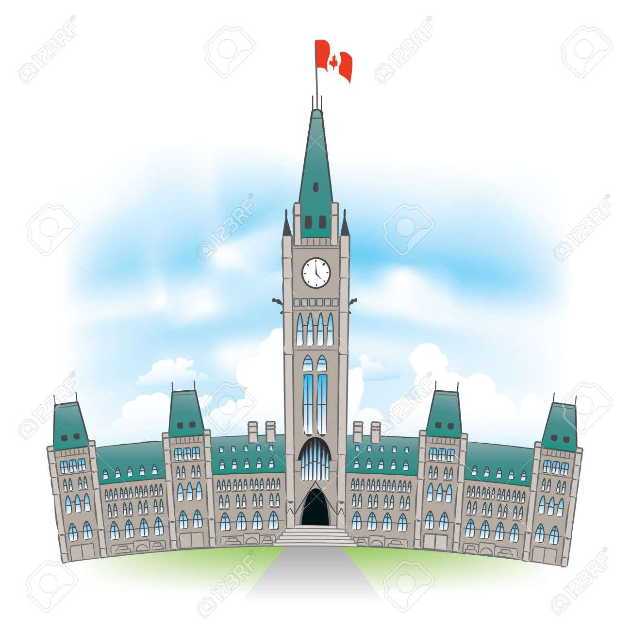 Canadian Government Clipart.